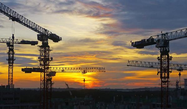 Reactivación de la construcción
