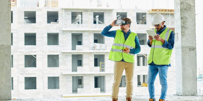 Pasos para iniciar el proceso de digitalización en la construcción
