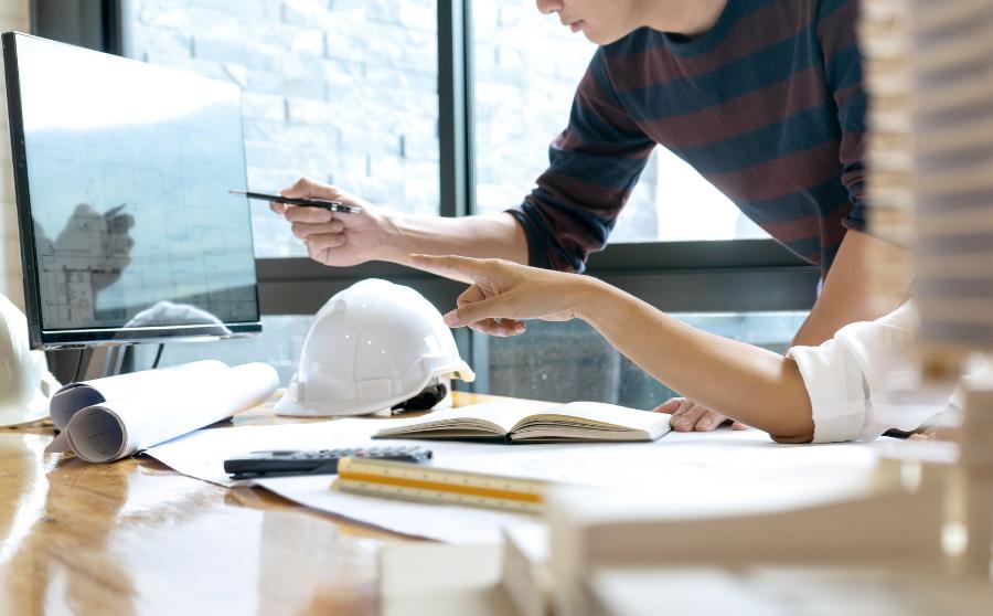 productividad en obras de construcción